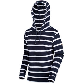 Regatta Magdelina Hoodie Women navy/white stripe